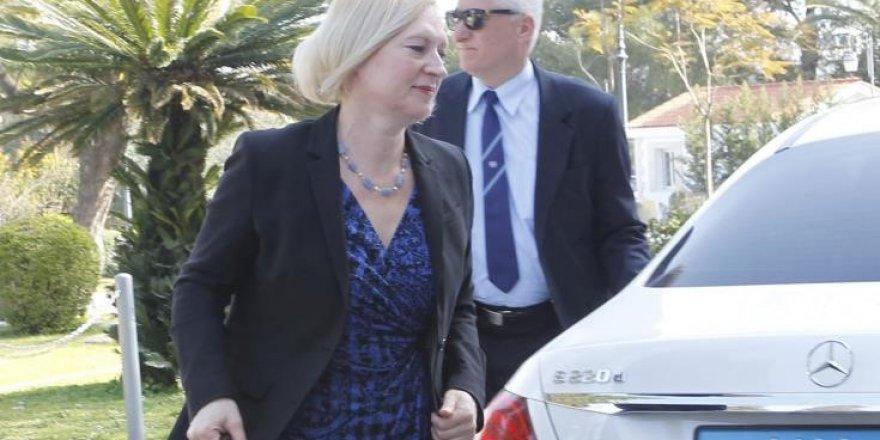 """Spehar: """"Umarız Kıbrıs'ta taraflara siyasi iradelerini canlandırma çağrımız dikkate alınır"""""""