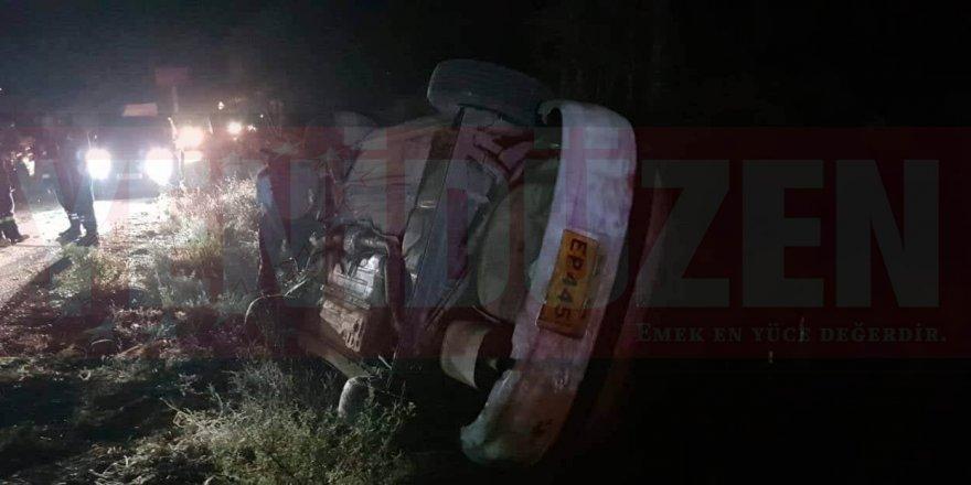 Yine kaza: 2 yaralı