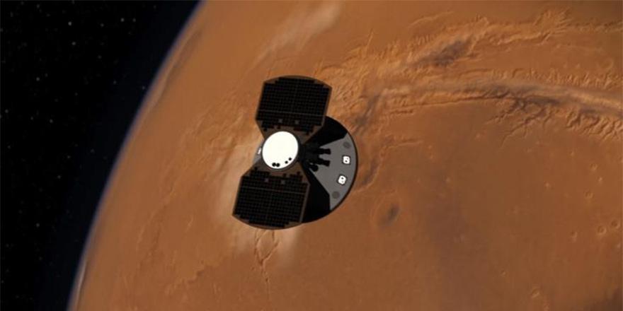 Kıbrıslılar da Mars'a gidiyor
