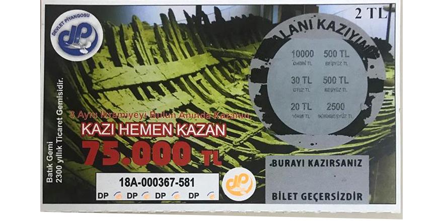 Kazı Kazanlar yeniden satışta