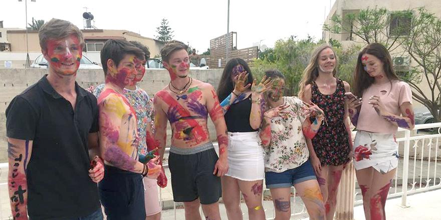 Erasmus Gençlik Programı yoğun katılımıyla sürüyor