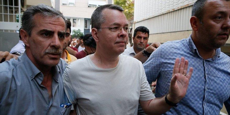 Türkiye'de Rahip Brunson'ın tahliye talebine ret