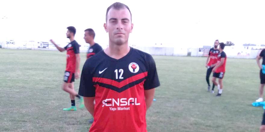 Osman, Hamitköy antrenmanında
