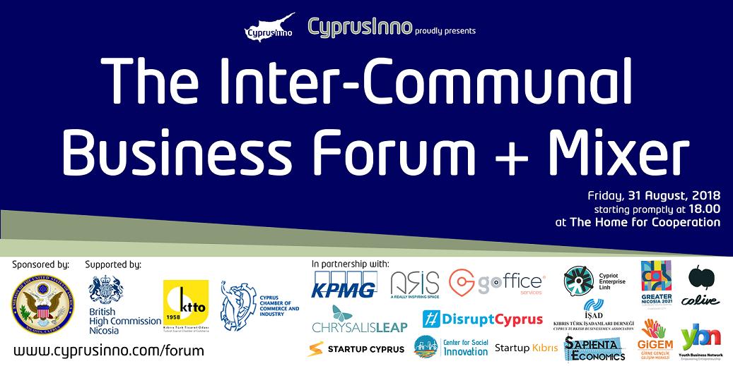 Cyprusinno'dan Toplumlararası İş Forumu toplantısı