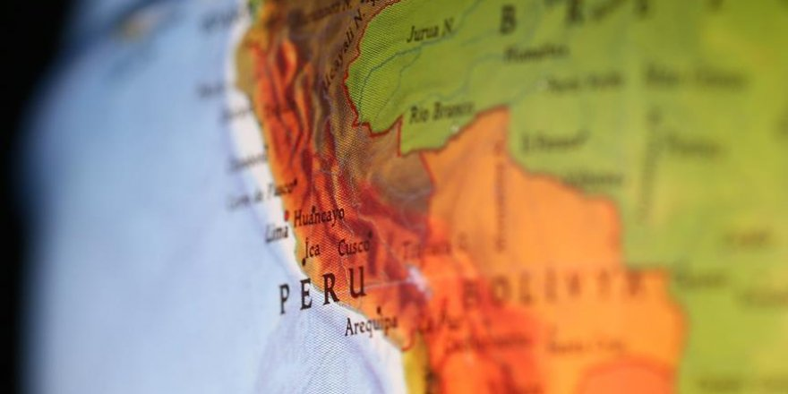 PERU-BREZİLYA SINIRINDA 7,1 BÜYÜKLÜĞÜNDE DEPREM