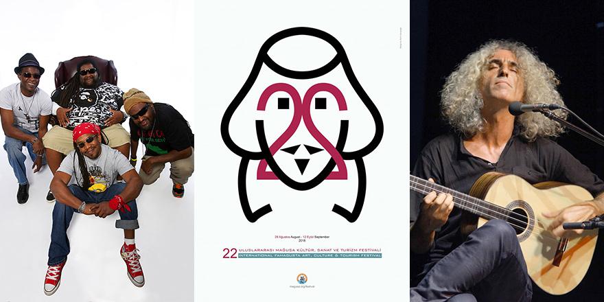 22. Uluslararası Mağusa Kültür ve Sanat Festivali başlıyor