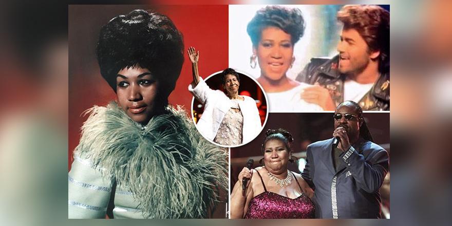 'Lady Soul' Aretha Franklin'in anısına!