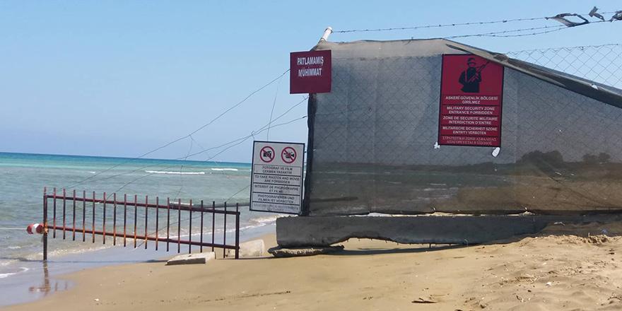 """Dikkat! Derinya """"Halk"""" Plajı Patlayabilir"""