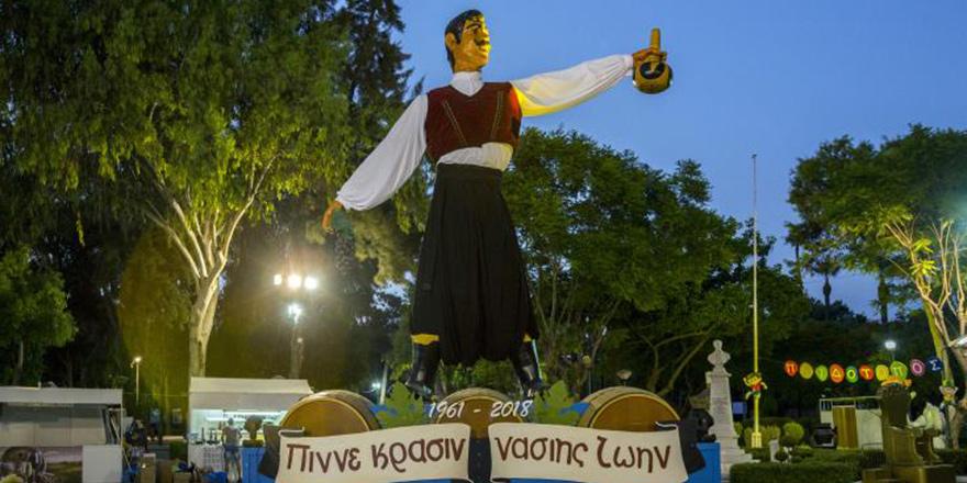 Limasol Şarap Festival başlıyor