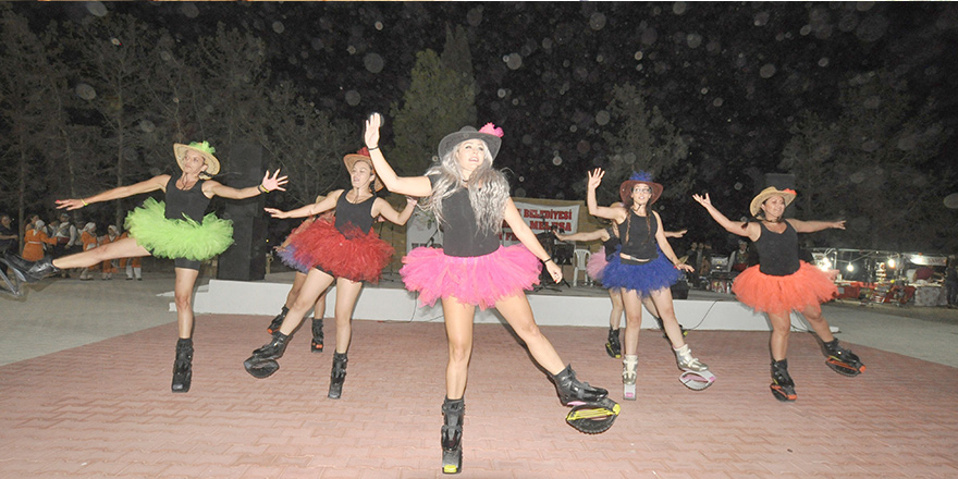 Kırıkkale'de festival coşkusu