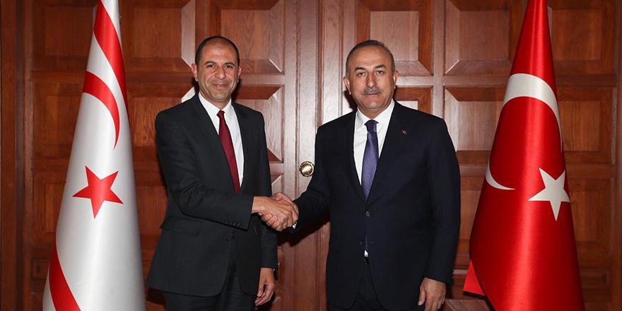 Gözler Ankara ziyaretlerinde