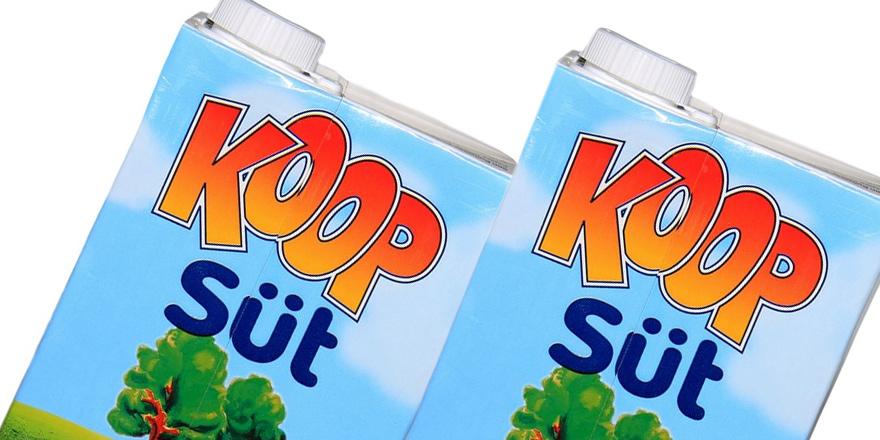 Koop-Süt de zamlandı