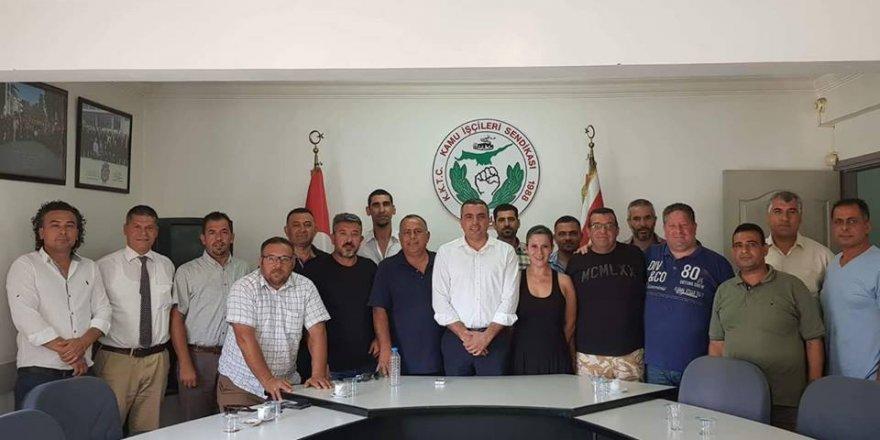 KAMU- İŞ Genel Kurul'u 13 Eylül'de