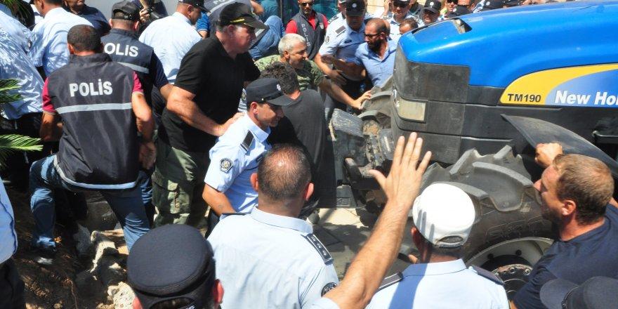 Polisten açıklama: Tutuklama yok