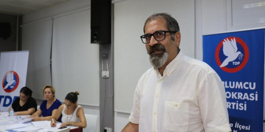 TDP  Lefkoşa İlçe Başkanı Halil Hızal oldu