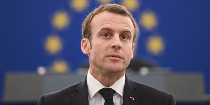Macron'nun Kasım'da Kıbrıs'a gelmesi bekleniyor
