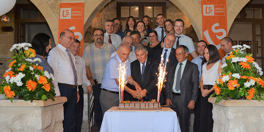Limasol Sigorta 21. Yılını Kutladı