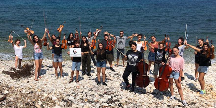 Yeni Sezonda, Gençlik Orkestrası