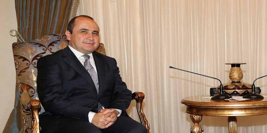 Yeni Büyükelçi Ali Murat Başçeri