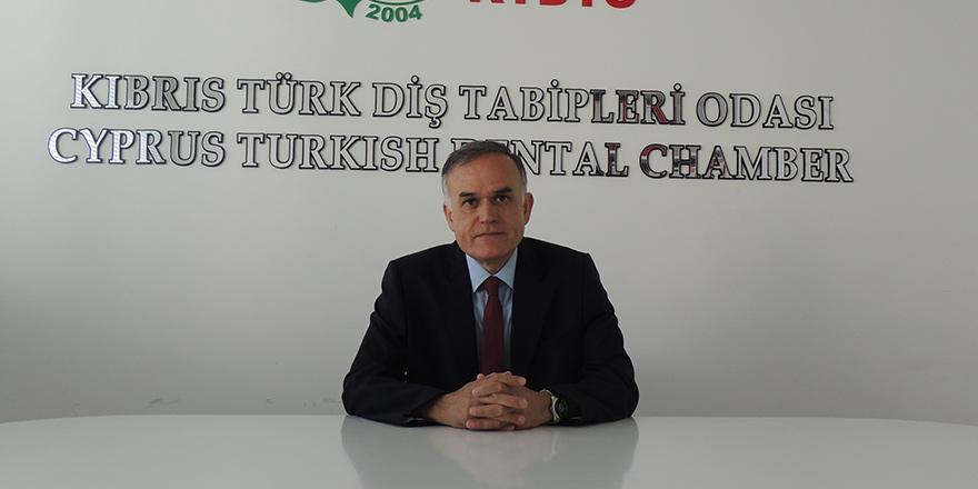 Kıbrıs Türk Diş Tabipleri Odası Başkanı Özant oldu