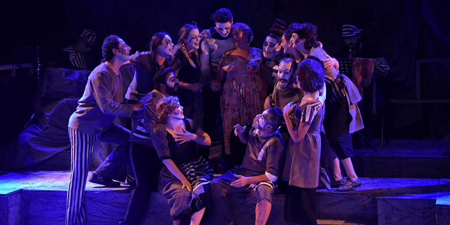 Belediye Tiyatrosu'ndan yeni oyun: Hayalet Kumpanya