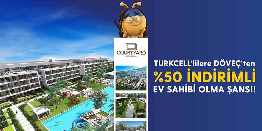 Turkcell'lilere %50 indirimle ev fırsatı