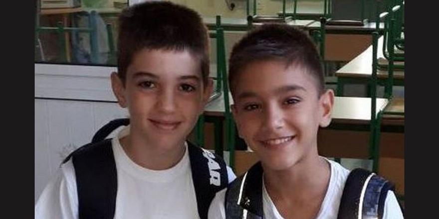 Larnaka kaçırılan 2 çocuk için alarmda