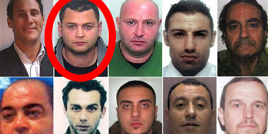 Interpol'un aradığı Aydeniz, Girne'de yakalandı!