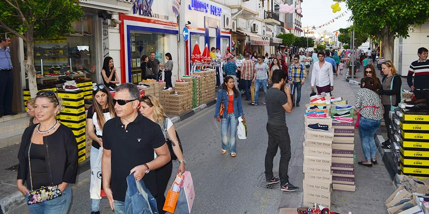 Girne'de çarşı şenliği düzenlenecek