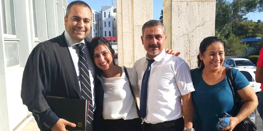 Mustafa Çil suçsuz bulundu
