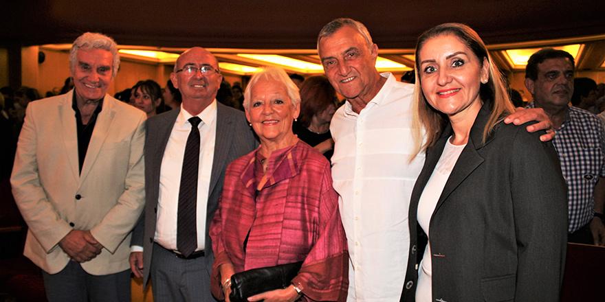 Özyiğit, 25. Uluslararası Adana Film Festivali'ne katıldı
