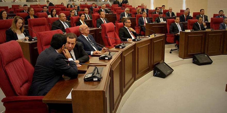 Mecliste yoğun gündem