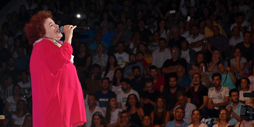Girne Kültür Sanat Günleri, Selda Bağcan ile sona erdi