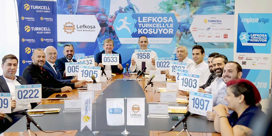 Lefkoşa Maratonu 11 Kasım'da koşulacak