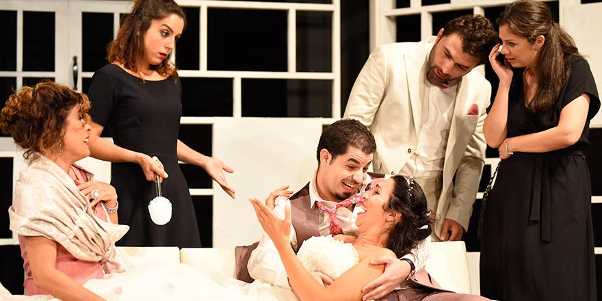 """Devlet Tiyatrosu """"Şahane Düğün"""" ile perde açıyor"""