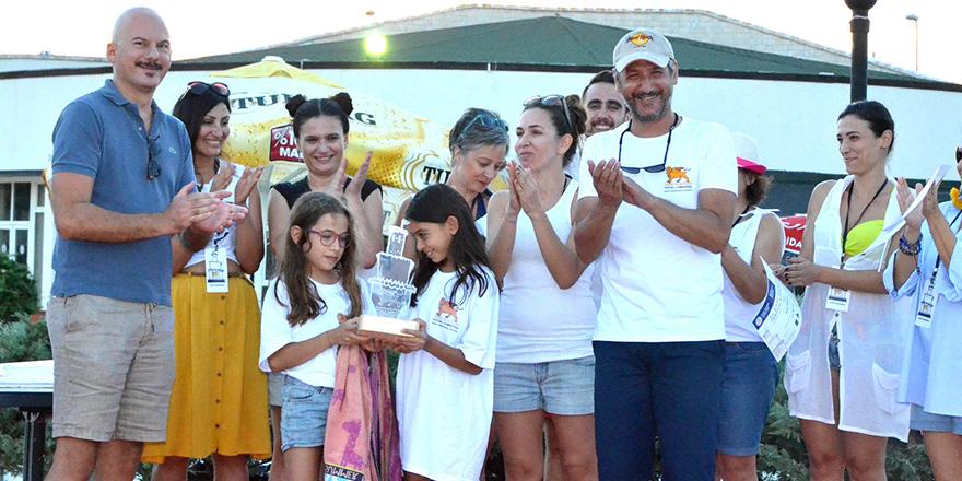 DAÜ Kumdan Heykel Festivali ve Yarışması yapıldı