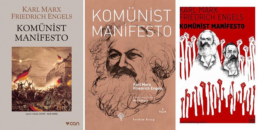 """""""Komünist Manifesto"""" 170 Yaşında.."""