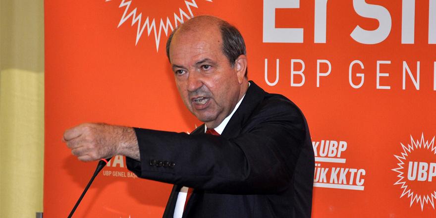UBP Genel Sekreteri seçiyor