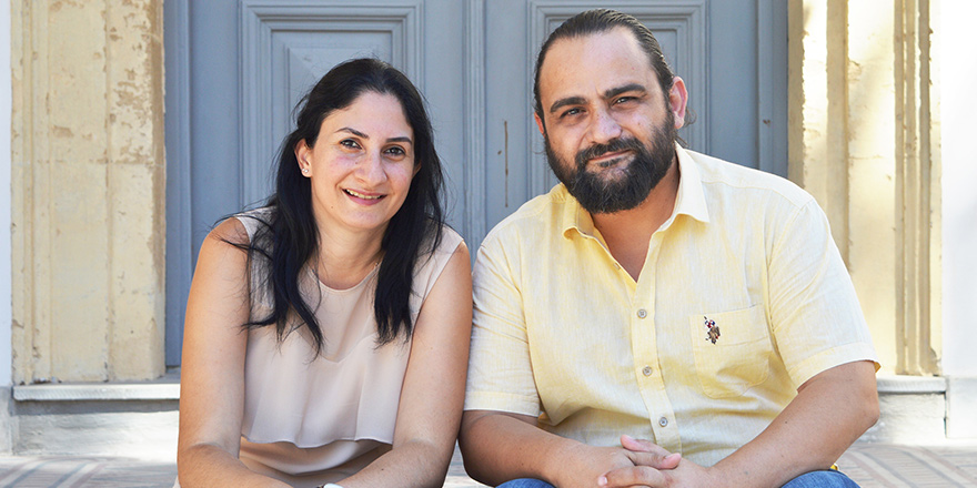 Kıbrıs'ın Ermenileri belgeselde anlatılıyor; Mine Balman-Besim Baysal ile BİRLİKTE
