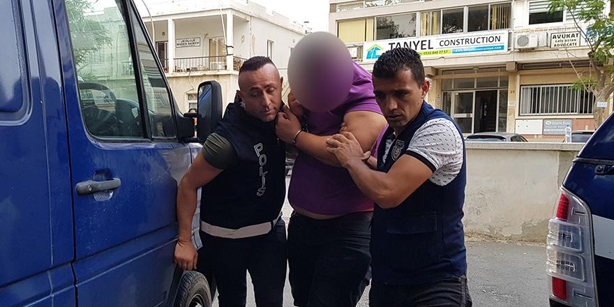 Mağusa'da tecavüz