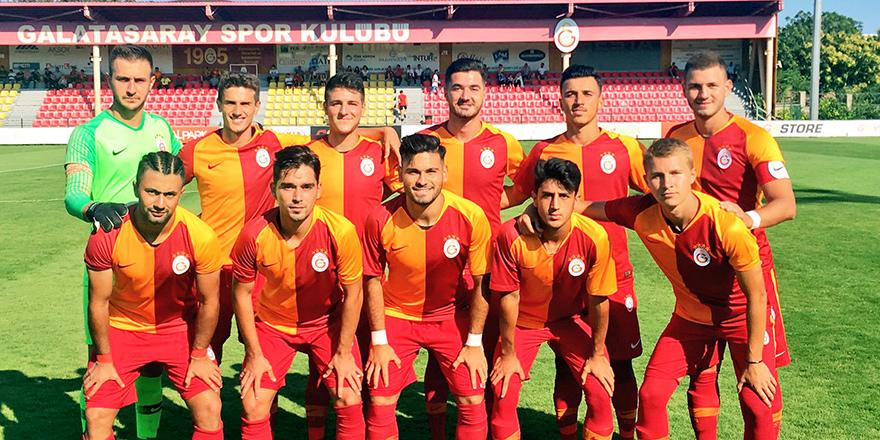 Ahmet Sivri gollerine devam ediyor