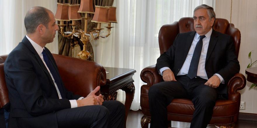 Özersay'ın Ankara programı açıklandı