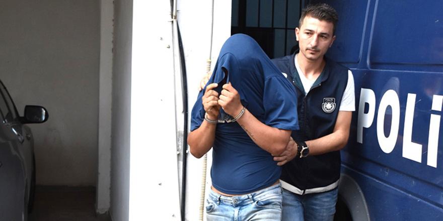 Mağusa'da 16 yaşındaki çocuk tabanca ile yakalandı…
