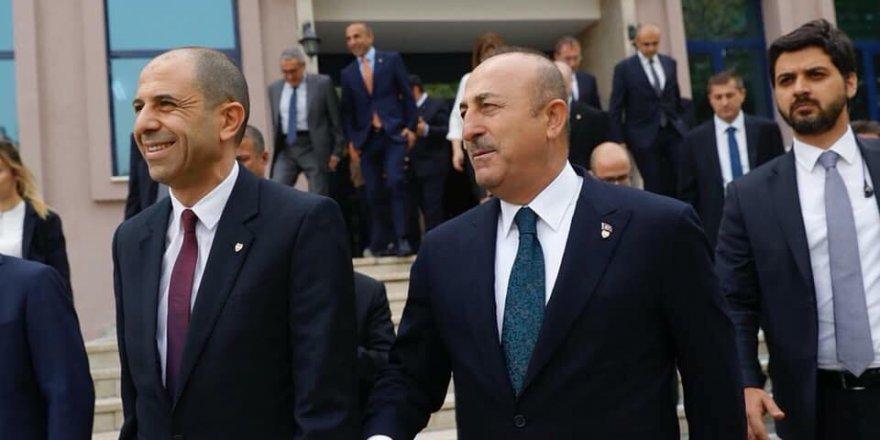"""Çavuşoğlu: """"Hiçbir alternatifi dışlamıyoruz"""""""