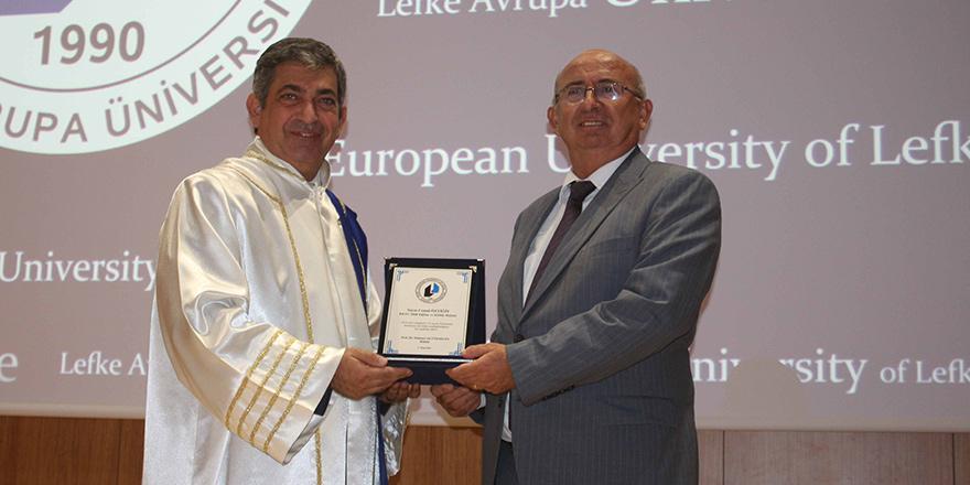 LAÜ'de akademik yıl törenle açıldı