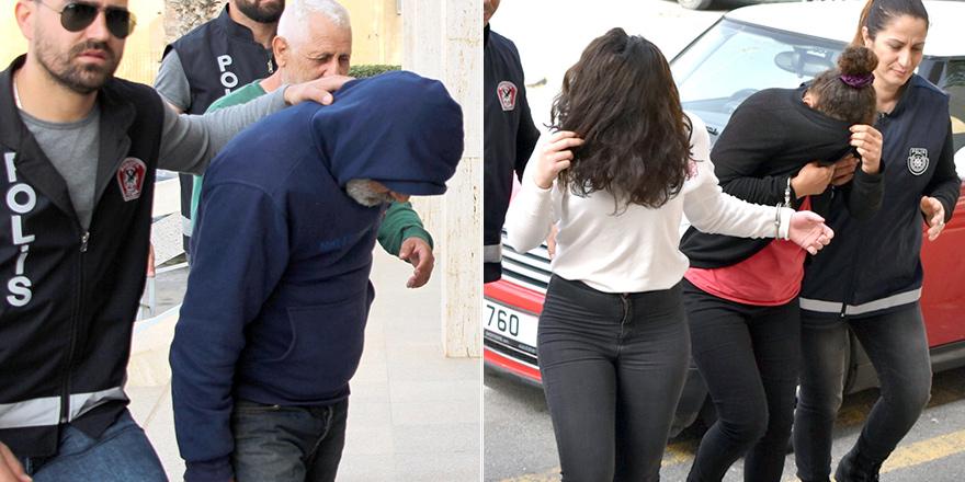 Uyuşturucu suçlularına ceza yağdı