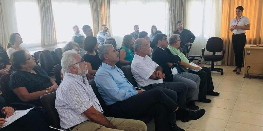 'Lefke İmar Planı'  bilgilendirme toplantısı yapıldı