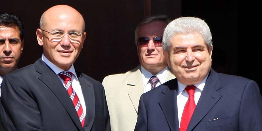 Talat ile Hristofyas 'barış etkinliği'nde