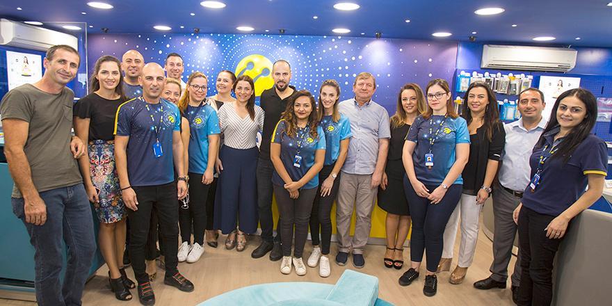 Müşteri Hizmetleri Haftası Kuzey Kıbrıs Turkcell ile ilk kez kutlandı