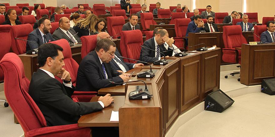 Meclis toplantılarında değişiklik